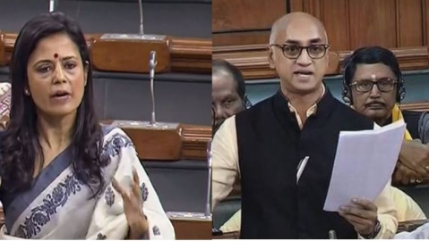 From Parliament this week: Watch Mahua Moitra & Jayadev Galla draw attention with sharp speeches
