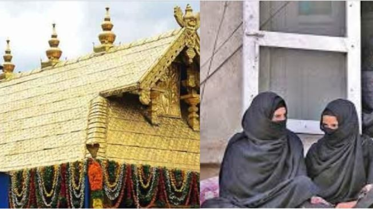 "Why BJP links ""justice"" with Triple Talaq but not with Sabarimala"