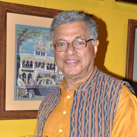 Jnanpith award winner, multi-lingual film actor and noted theatre personality Girish Karnad (IANS)