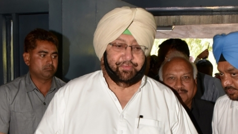Industries must adhere to environment rules: Punjab CM Amarinder Singh