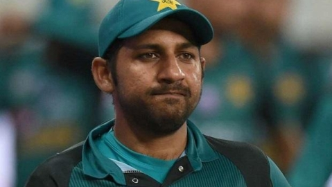 Sarfaraz Ahmed (file photo).