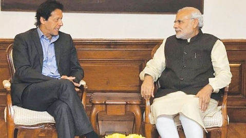 Pakistan PM Imran Khan writes to Modi, offers talks