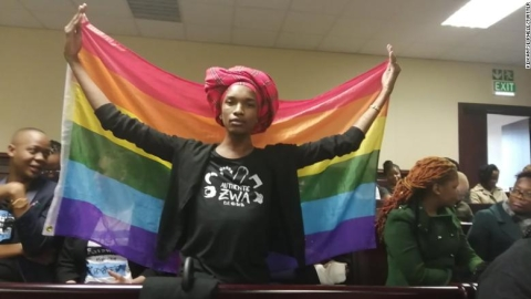 Botswana scraps anti-homosexuality laws in a landmark decision