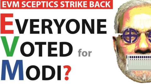 Not just the EVM, stupid! Sceptics strike back, question poll results