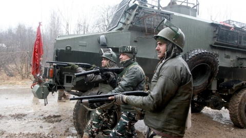 LIVE news updates: Nine soldiers injured in IED attack on army patrol in J&K