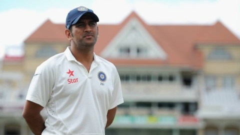World Test Championship: With no Dhoni in Test matches, will India use Jersey No 7?