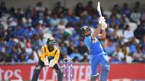 Rohit, Rahul tons guide India to comfortable win over SL