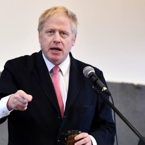 Boris Johnson to run for leadership of Conservative Party