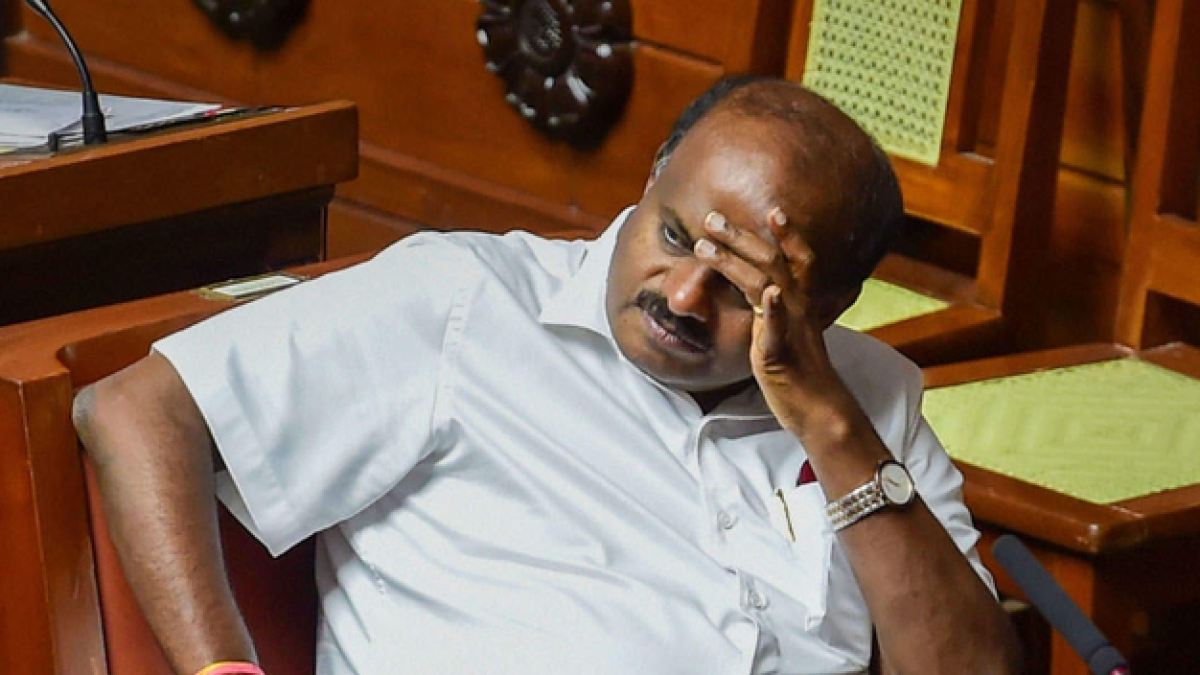 Karnataka Floor Test LIVE updates: Voting is complete, Congress-JDS lose trust vote
