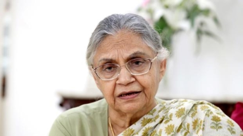LIVE news updates: Former Delhi CM Sheila Dikshit passes away; last rites on Sunday at 2:30 pm