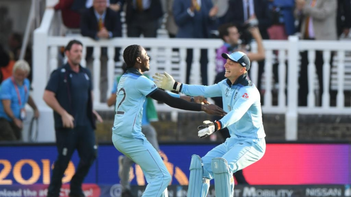 England win maiden World Cup after dramatic Super Over