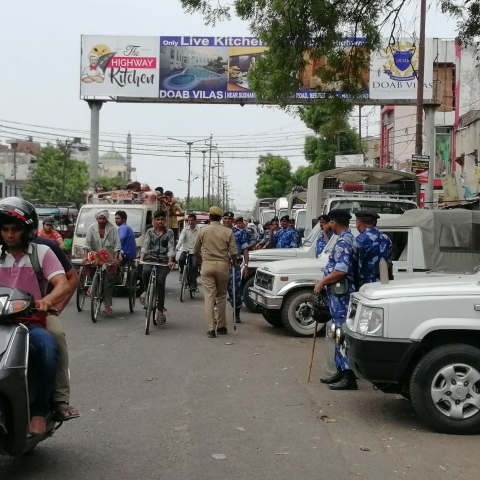 Tension grips Meerut after protests against Jharkhand mob lynching