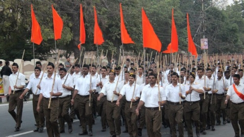 RSS is both fish and fowl and also a red herring : Is it a threat to the Indian ethos?