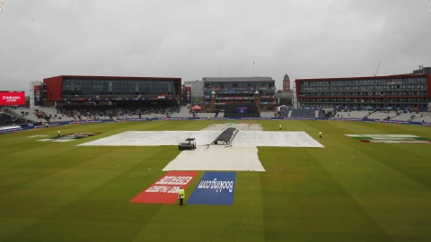 Rain stops play, NZ to resume on 211/5 on Wednesday