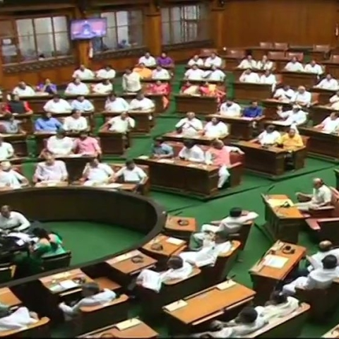 Karnataka Floor Test LIVE updates: Voting is complete, Congress JDS loses trust vote