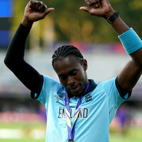 England pacer Jofra Archer predicted Super Over in World Cup Final way back in 2015!