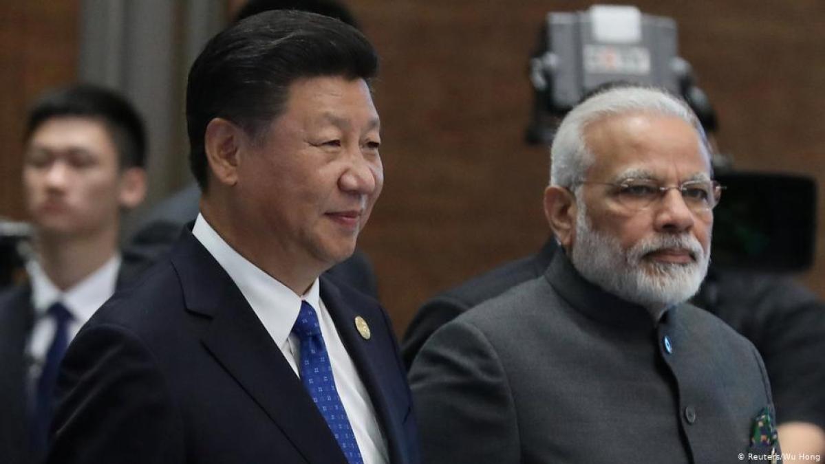 Modi-Xi summit resembled the 'boy meets girl' set-up