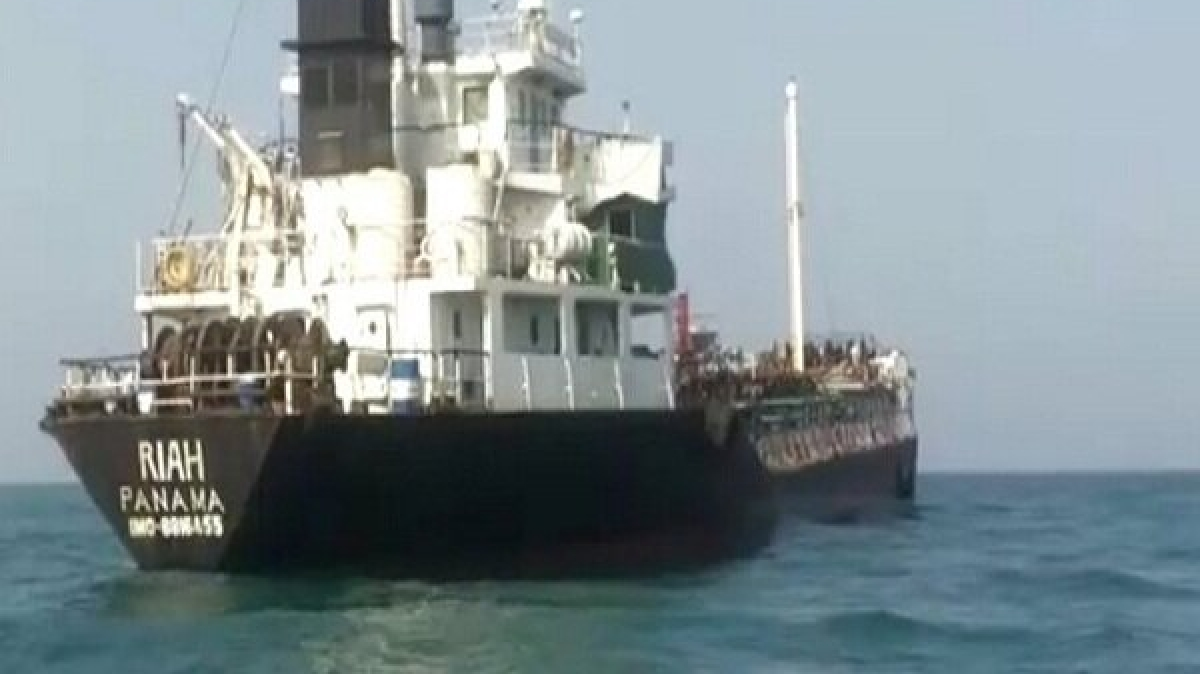 9 Indians freed from seized tanker by Iran; 45 still captive