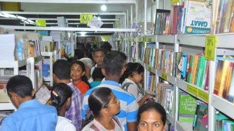 Nepal book sellers, students hit after 10% duty on books imported