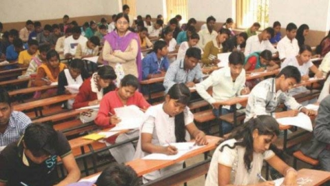 Gujarat Model of Cheating: 959 students give same answers to