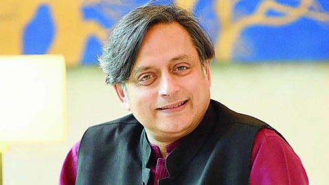 Budget has no roadmap to push economy to 5 trillion dollar mark: Shashi Tharoor