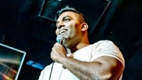 Indian comedian passes away on stage in Dubai