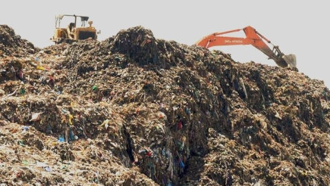 Haryana govt attracts NGT's ire over 25 lakh tonne waste at Bandhwari site