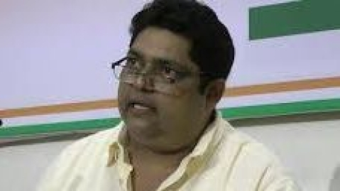 Goa Congress MLA Aleixo Reginaldo Lourenco