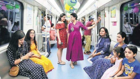 Delhi HC slaps ₹10,000 fine on petitioner challenging AAP govt's proposal to make metro rides free for women
