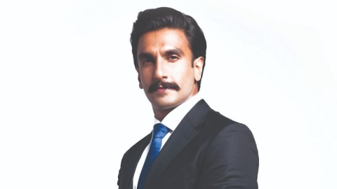 Ranveer Singh's rise to the top