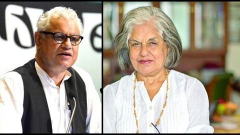 CBI seeks permission to arrest lawyers Anand Grover and Indira Jaising