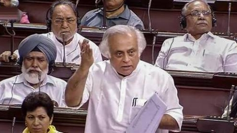 Jairam Ramesh urges govt to cancel Patanjali land deals in the Aravallis