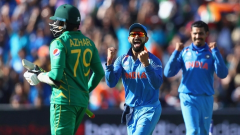 India vs Pakistan in World Cup: Here is how much the ball was sold for