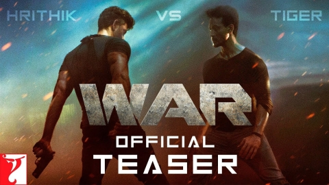 Is Hrithik Roshan  playing negative in 'War'?