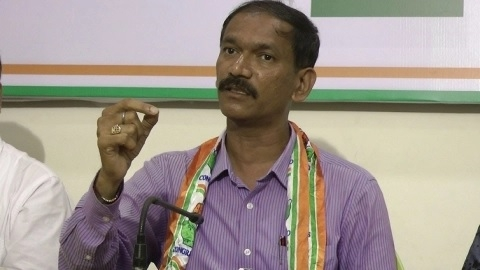"Goa: Congress blames BJP for ""murdering democracy"" asks, is this the new India that BJP advocates?"