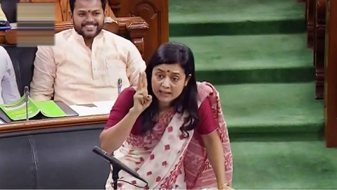 Uproar over UAPA Amendment Bill in Lok Sabha, Mahua Moitra asks, why is Opposition called anti-national