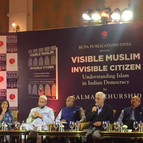 Indian Muslims have never been passing through as difficult time as they are now, says Harsh Mander