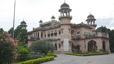 Allahabad university  dissolves student union, suspends vice prez; Priyanka calls it BJP's dictatorship
