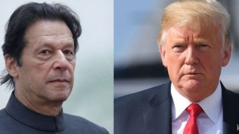 Imran Khan to seek  Trump's help to resolve the Kashmir issue