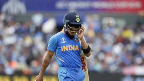 Cricket World Cup 2019: India's exit hits Star's viewership, marginal dip in ad revenue