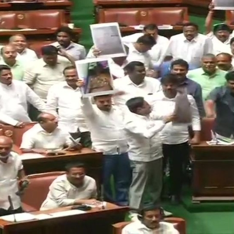 Karnataka Floor Test LIVE updates: No Trust Vote Today As Speaker Adjourns Assembly Till Tomorrow