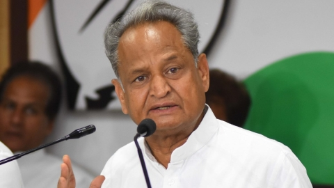 Centre should repeal controversial CAA: Ashok Gehlot