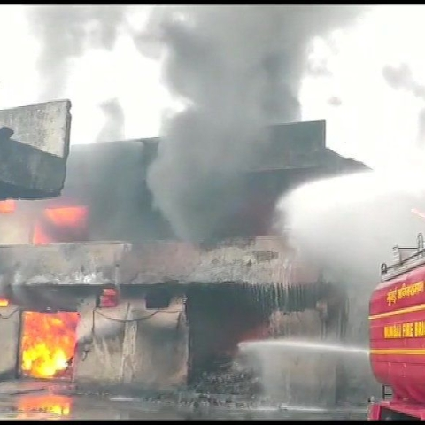LIVE news updates: A fire broke out in a chemical godown in Bhiwandi, Maharashtra