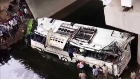 29 passengers killed in Yamuna Expressway accident