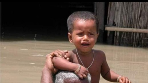 WATCH| Flood wreaks havoc in Bihar and Assam