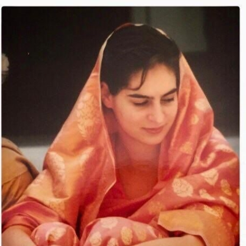 #SareeTwitter takes the social media platform by storm, Priyanka Gandhi joins in