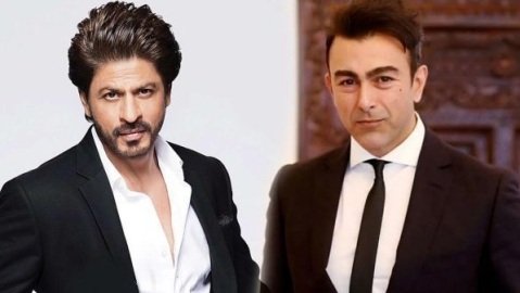 Fans slam Pakistani star Shaan for criticising SRK
