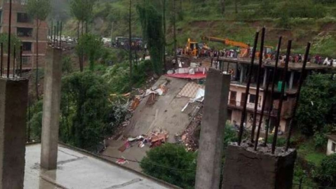 17 killed as rain leaves trail of destruction in Himachal, Haryana, Punjab
