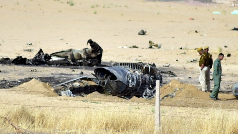 More than a squadron lost in IAF accidents