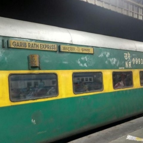 Garib Rath to turn into Express train; the poor hit once again by Modi govt